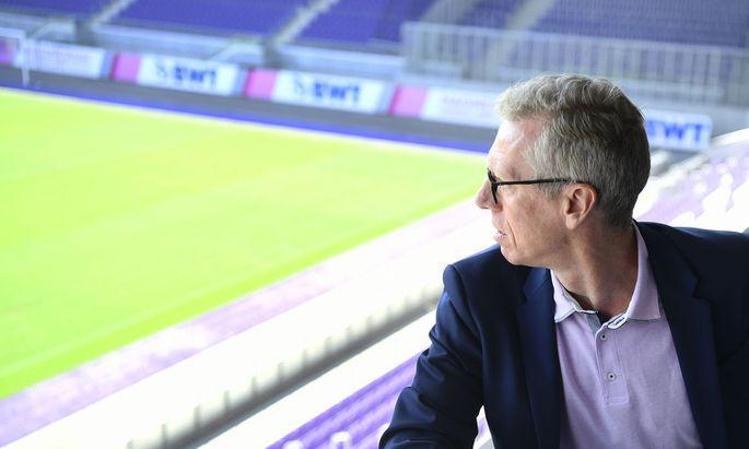 Peter Stöger vertritt die Liga in der neuen Arbeitsgruppe.