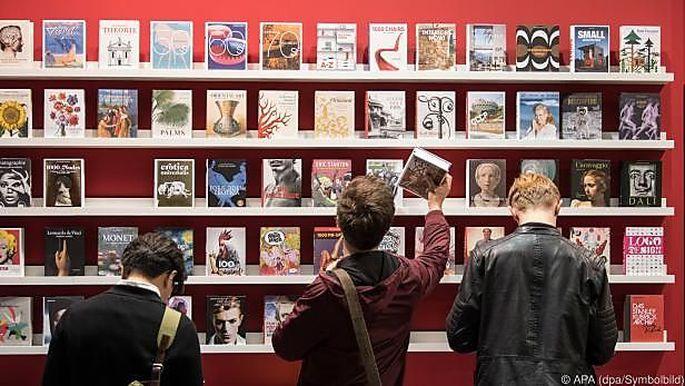 Bücher abgreifen wird man in Frankfurt dieses Jahr nicht.