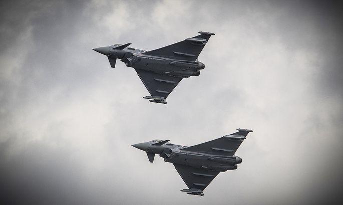Der Versuch der Republik Österreich, die ungeliebten Eurofighter auf juristischen Weg loszuwerden, ist gescheitert