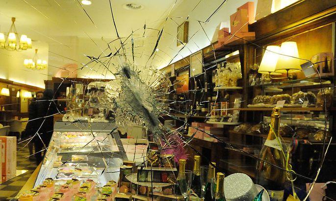 Gewalt bei Demos:
