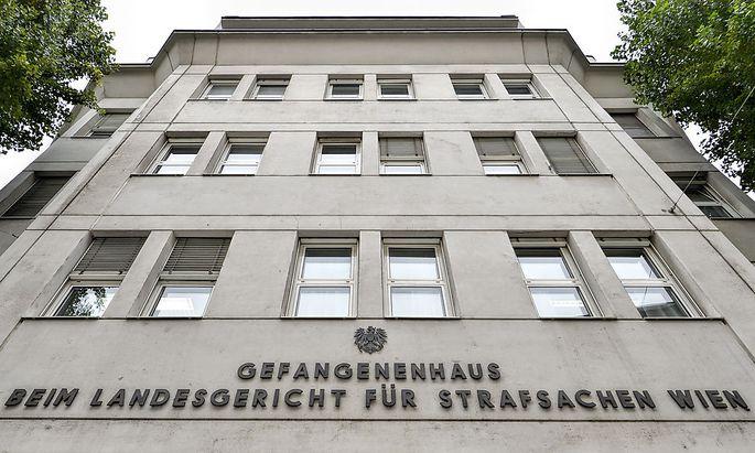 Archivbild: Die Justizanstalt Josefstadt, in der Rachat Alijew gestorben ist