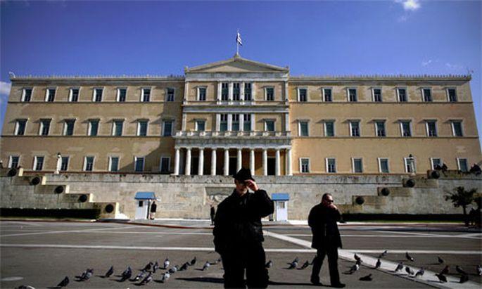 GriechenlandPrivatisierung laeuft katastrophal