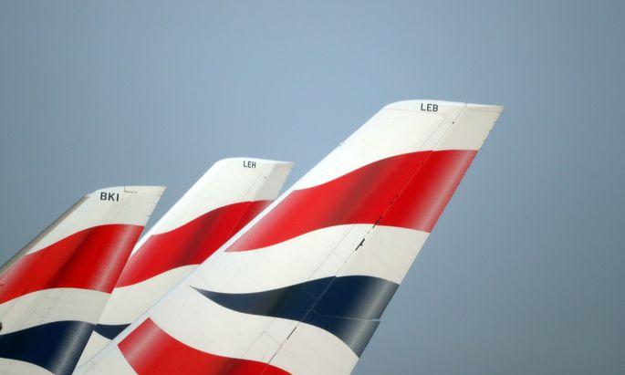 British Airways fasste nach einer Cyberattacke eine Millionenstrafe der Datenschutzbehörde aus.