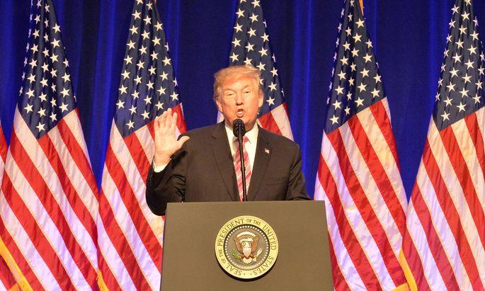 December 9 2017 Jackson Mississippi U S Photo © 12 9 17 Jackson MS Trump spoke to a small