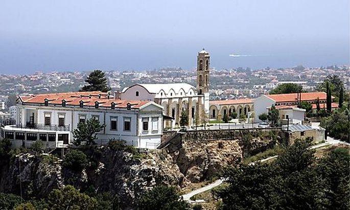 CYPRUS CHURCH HOTEL