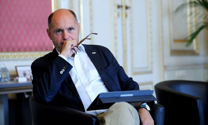 Laut Innenminister Wolfgang Sobotka (ÖVP) stehen die Chancen derzeit gut, dass die Obergrenze nicht erreicht wird.