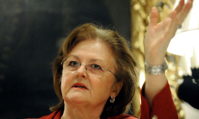 Edita Gruberová.
