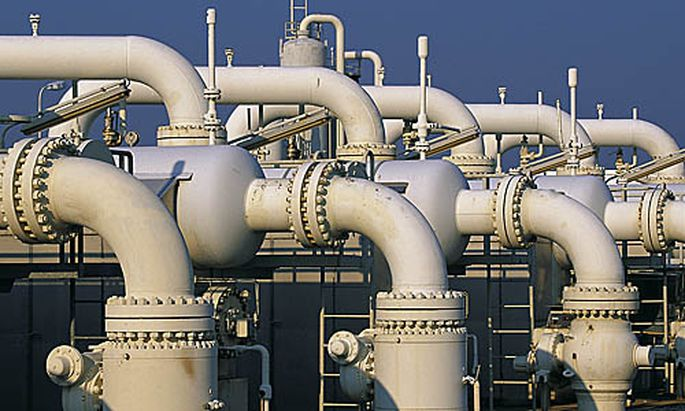 Gazprom will NabuccoPipeline verhindern