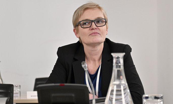 Michaela Kardeis, Generaldirektorin für die öffentliche Sicherheit