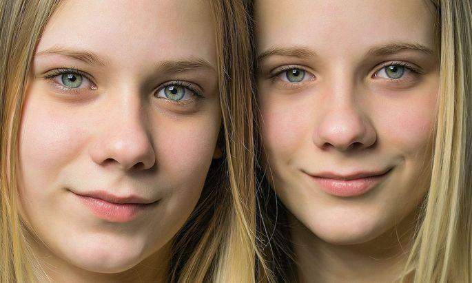 Ungleiche Schwestern