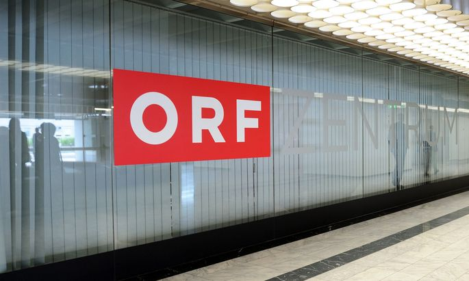 Symbolbild: ORF-Zentrum