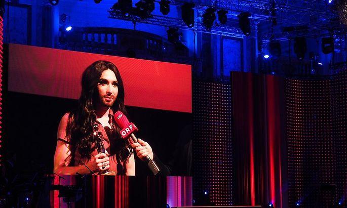 Gewinnerin des TV-Moments des Jahres