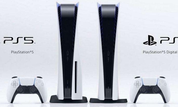 Die neue PS5 ist ab November erhältlich