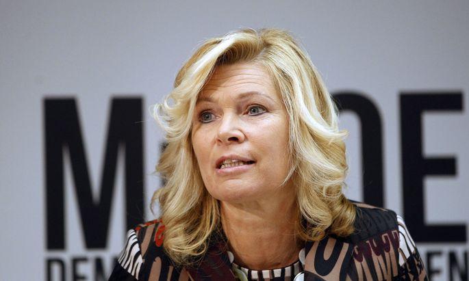 Archivbild: Die frühere Staatssekretärin Christa Kranzl