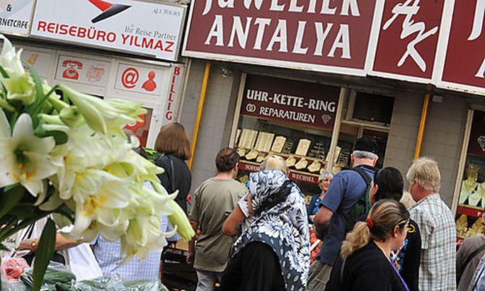 Türken in Österreich: Zahlen und Fakten