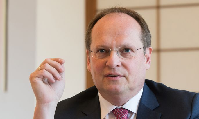 """Holding-Chef Christian Kircher: """"Das Tun der Aufsichtsräte ist von Sorgfalt, Gewissenhaftigkeit und auch Sorge begleitet."""""""