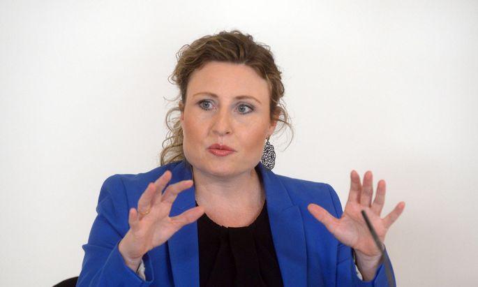 Kanzleramtsministerin Susanne Raab (ÖVP)