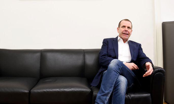 FPÖ-Generalsekretär und EU-Spitzenkandidat Harald Vilimsky