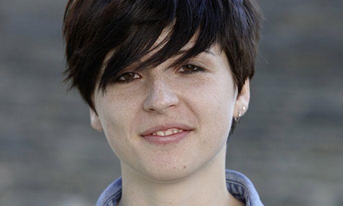 Dorothee Elmiger erntete beim Wettlesen gute Kritik.