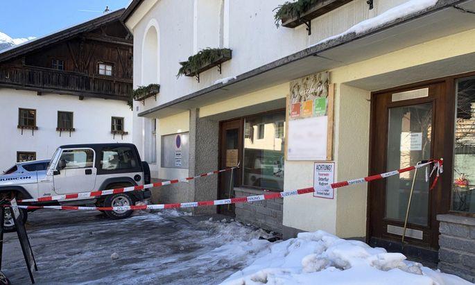 Der Tiroler Pensionist hat seine Frau hier offenbar abgepasst und attackiert.