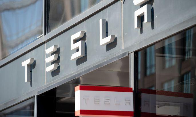 Tesla spielt in einer eigenen Kategorie.
