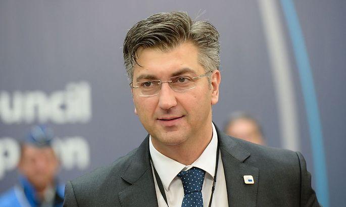 Der kroatische Premier Andrej Plenkovic hat sich mit seinem Ukraine-Besuch Kritik auf Russland eingehandelt.