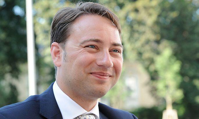 FPÖ-Spitzenkandidat Manfred Haimbuchner