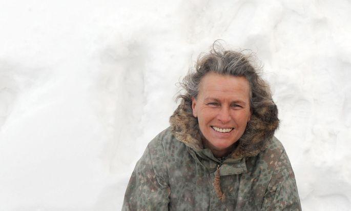 Die ehemalige Ski-Rennläuferin Nikola Werdenigg