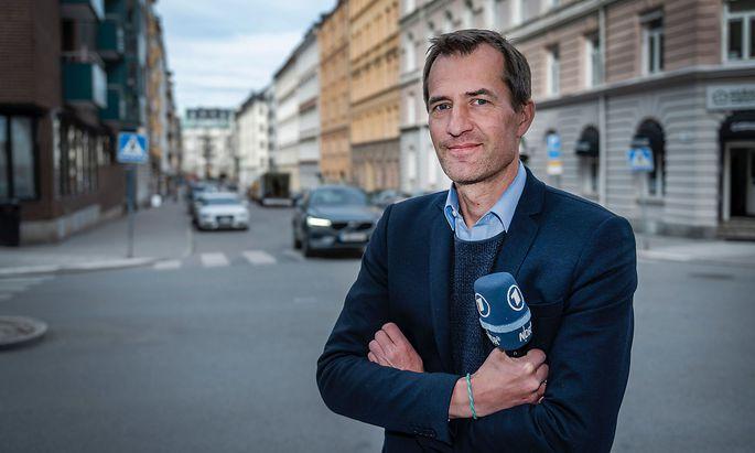 Christian Stichler, ARD-Korrespondent in Stockholm.