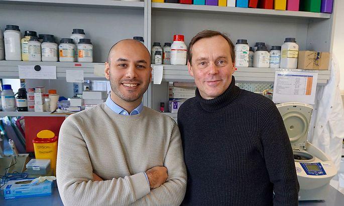 """Guido Gualdoni und Johannes Stöckl von G.ST Antivirals sind """"Inventors of the Year"""""""