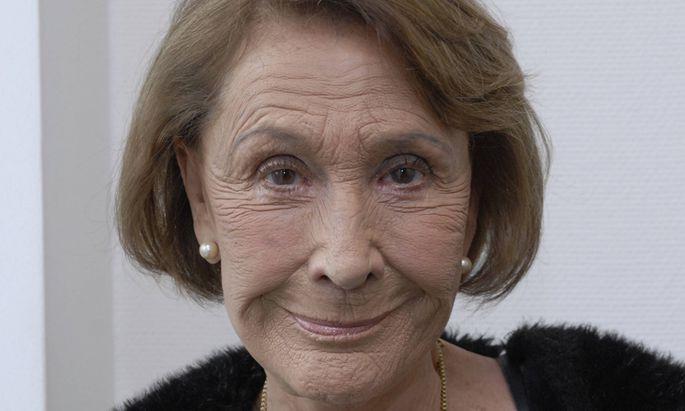 Schriftstellerin Angelika Schrobsdorff