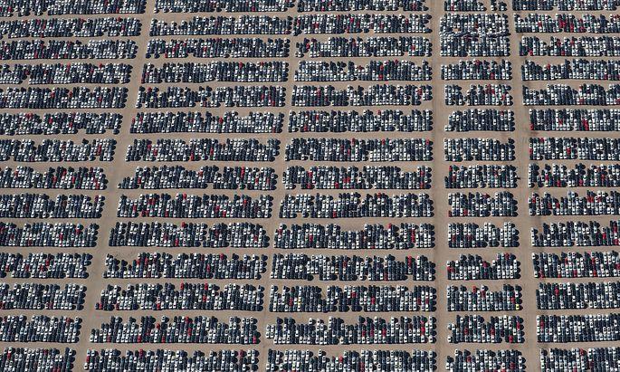 Volkswagen muss Hunderttausende Diesel zwischenlagern