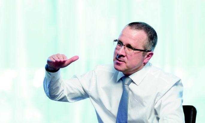 FACC-Chef Robert Machtlinger