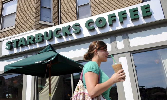 USA STARBUCKS COFFEE