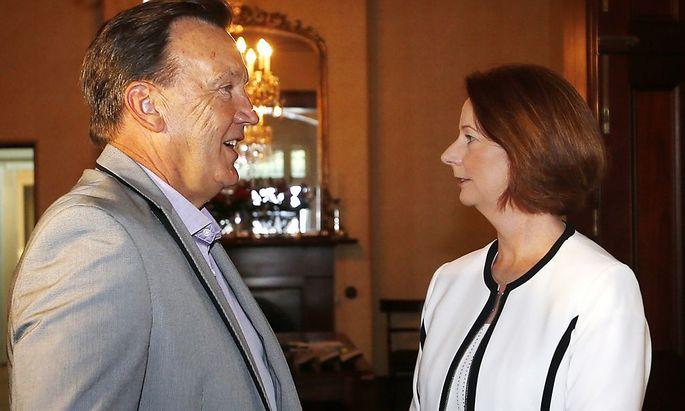 Sexismus-Debatte in Australien: