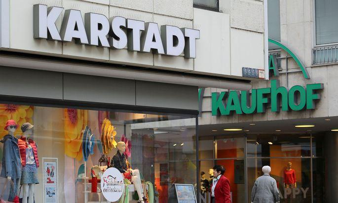 Die Fusion von Karstadt und Kaufhof rückt näher