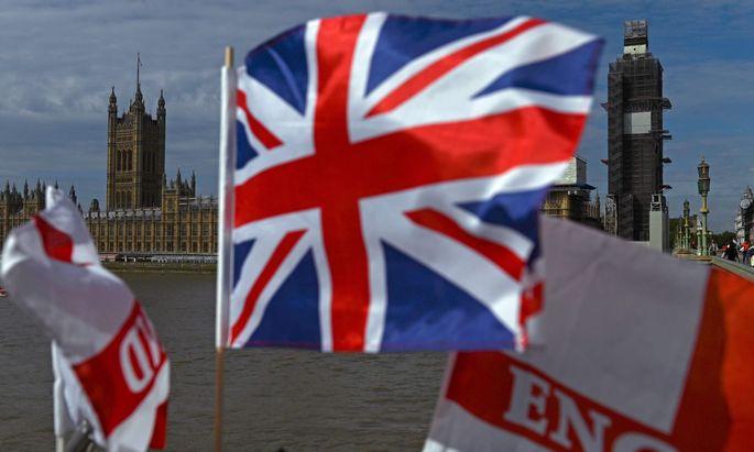 Großbritannien hat angekündigt, im Fall eines No-Deal-Brexit seine Zahlungen an die EU einzustellen.