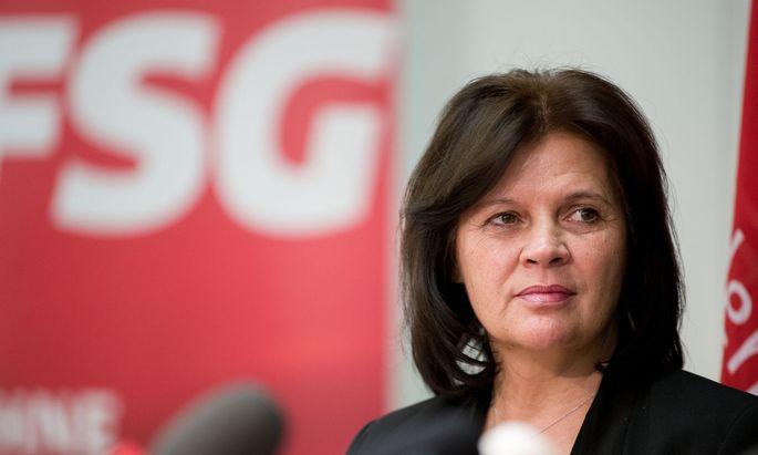 AK-Präsidentin Renate Anderl: Absolute in Wien verteidigt
