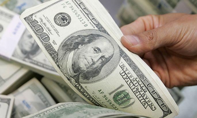 Fällt Dollar als Währung?