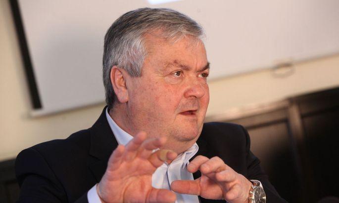 AK-Präsident Johann Kalliauer fährt ein historisches Ergebnis ein