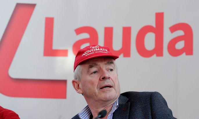Ryanair-Chef O'Leary sieht existenzielle Krise bei Lauda