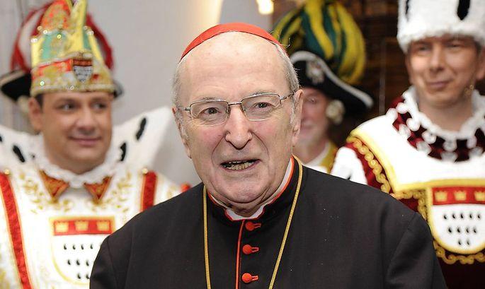 Der Kölner Kardinal Meisner will seine Äußerungen