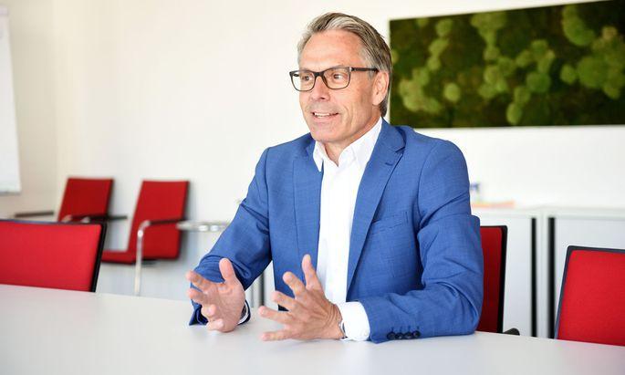Fachkräftemangel sei ein weltweites Thema, sagt ABA-Chef René Tritscher.