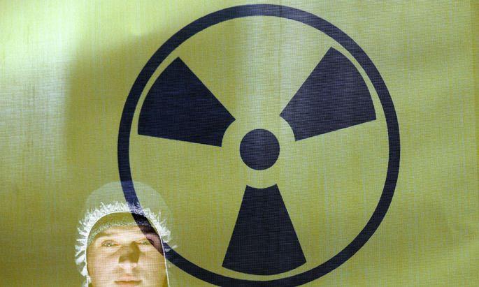 Strahlenkrankheit wirkt Polonium