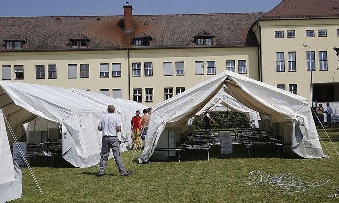 Asyl-Verteilzentren: Krumpendorf ersetzt vorerst Ossiach