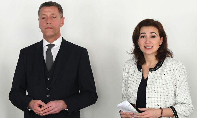EXPERTENRUNDE FUeR DAS 'GESAMTPAKET GEGEN HASS IM NETZ': PILNACEK / ZADIC