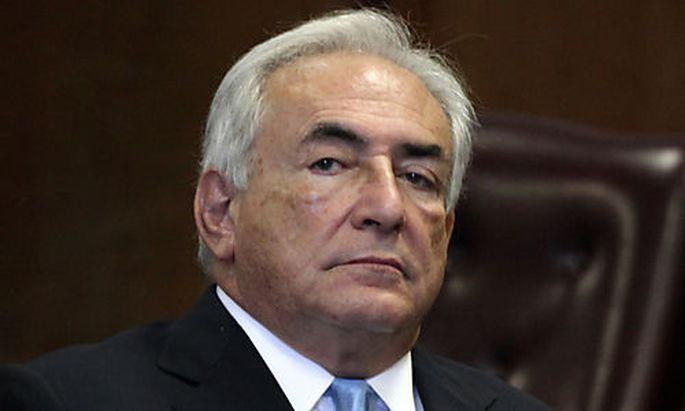 Frankreichs Sozialisten hoffen auf Praesidentschaftskandidatur von Strauss-Kahn