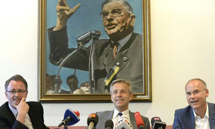 Stronach-Abgeordnete Franz und Vetter laufen zur ÖVP über