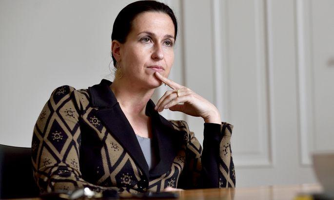 Helena Guggenbichler, seit Dienstag im Sozialministerium: Sie ist die einzige Generalsekretärin der ÖVP-FPÖ-Regierung.