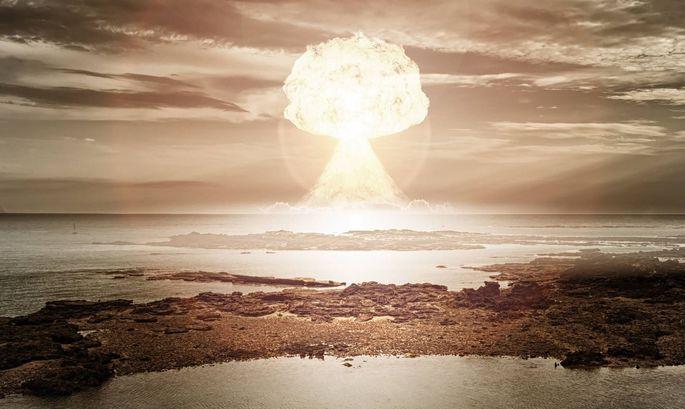 """Am 23. Mai berichtete die renommierte """"Washington Post"""" unter Berufung auf anonyme Quellen, dass US-Präsident Donald Trump die Wiederaufnahme von US-Atomtests erwog."""